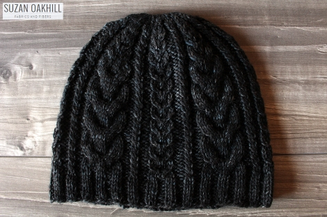Bray hat knitting beanie brooklyntweed cables madelinetosh jared flood slouchy